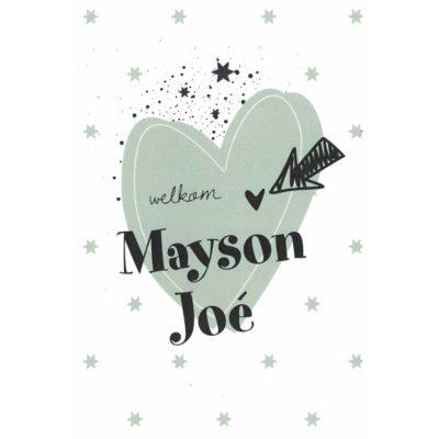 Mayson Joe