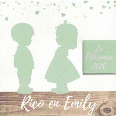 Rico en Emily